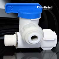 Faucet Adapter Two Way Diverter Valve For Ro Water Filter